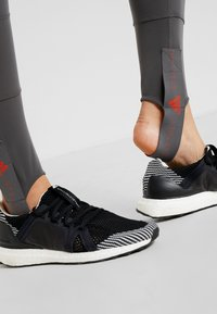 adidas by Stella McCartney - SPORT CLIMAHEAT RUNNING LONG LEGGINGS - Tights - grey five - 4