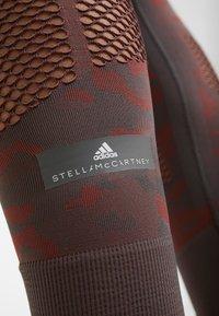 adidas by Stella McCartney - Tights - grey/clared - 5