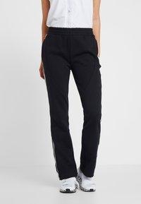 adidas Performance - KICK SPORT WORKOUT TRACK PANTS - Spodnie treningowe - black - 0