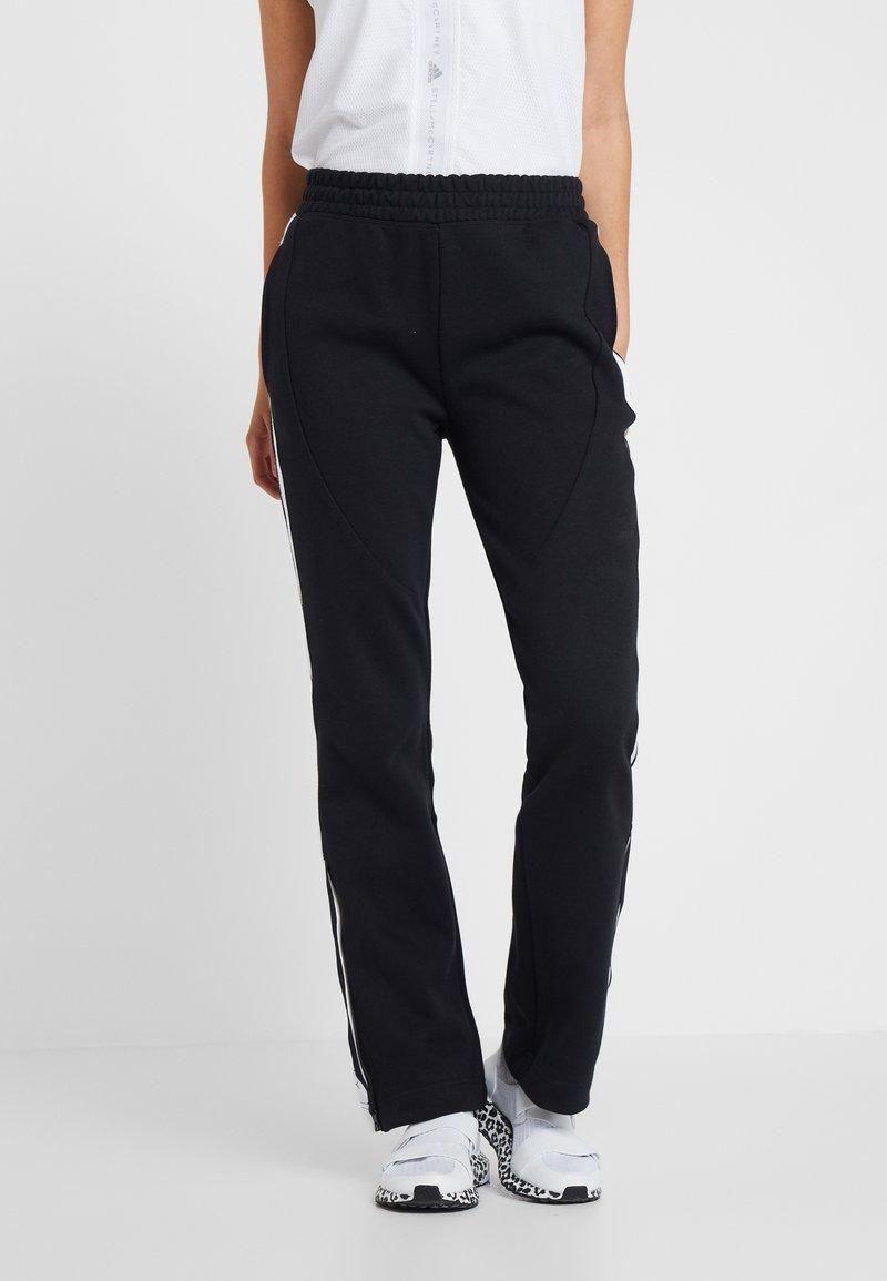adidas Performance - KICK SPORT WORKOUT TRACK PANTS - Spodnie treningowe - black