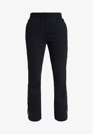 KICK SPORT WORKOUT TRACK PANTS - Spodnie treningowe - black