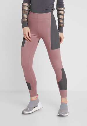 SPORT CLIMALITE LYCRA FITSENSE+ LEGGINGS - Tights - mauve