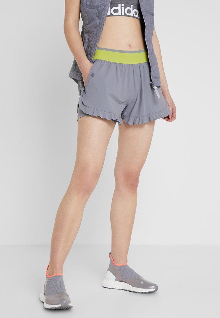adidas by Stella McCartney - HIGH INTENSITY SPORT CLIMALITE SHORTS - Krótkie spodenki sportowe - grey