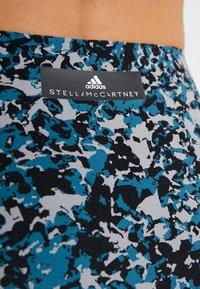 adidas by Stella McCartney - ALPHASKIN 360 SPORT CLIMACHILL LEGGINGS - Tights - grey/tech mineral - 5