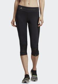adidas by Stella McCartney - Teamwear - black - 1