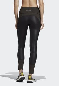 adidas by Stella McCartney - TRAINING BELIEVE THIS LEGGINGS - Collants - black - 1