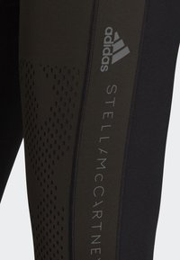 adidas by Stella McCartney - TRAINING BELIEVE THIS LEGGINGS - Collants - black - 5