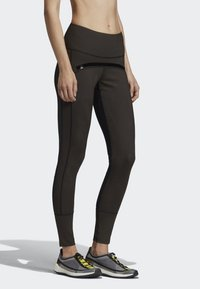 adidas by Stella McCartney - TRAINING BELIEVE THIS LEGGINGS - Collants - black - 3