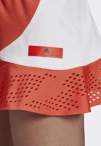 adidas by Stella McCartney - ADIDAS BY STELLA MCCARTNEY COURT SKIRT - Sports skirt - red - 4