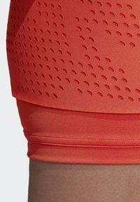 adidas by Stella McCartney - ADIDAS BY STELLA MCCARTNEY COURT SKIRT - Sports skirt - red - 6