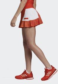 adidas by Stella McCartney - ADIDAS BY STELLA MCCARTNEY COURT SKIRT - Sports skirt - red - 3