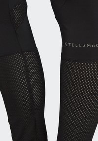 adidas by Stella McCartney - PERFORMANCE ESSENTIALS SHORTS OVER LEGGINGS - Leggings - black - 5
