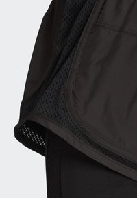 adidas by Stella McCartney - PERFORMANCE ESSENTIALS SHORTS OVER LEGGINGS - Leggings - black - 6
