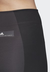 adidas by Stella McCartney - LYCRA FITSENSE+ TRAINING LEGGINGS - Collants - black - 5