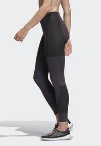 adidas by Stella McCartney - LYCRA FITSENSE+ TRAINING LEGGINGS - Collants - black - 3