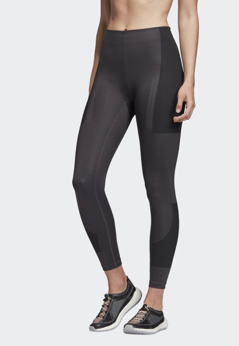 adidas by Stella McCartney - LYCRA FITSENSE+ TRAINING LEGGINGS - Leggings - black