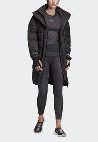 adidas by Stella McCartney - LYCRA FITSENSE+ TRAINING LEGGINGS - Collants - black - 1