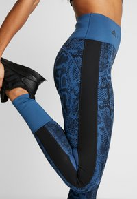 adidas by Stella McCartney - Tights - blue - 3