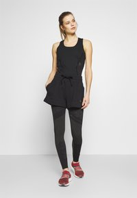 adidas by Stella McCartney - SHORT - Sports shorts - black - 1