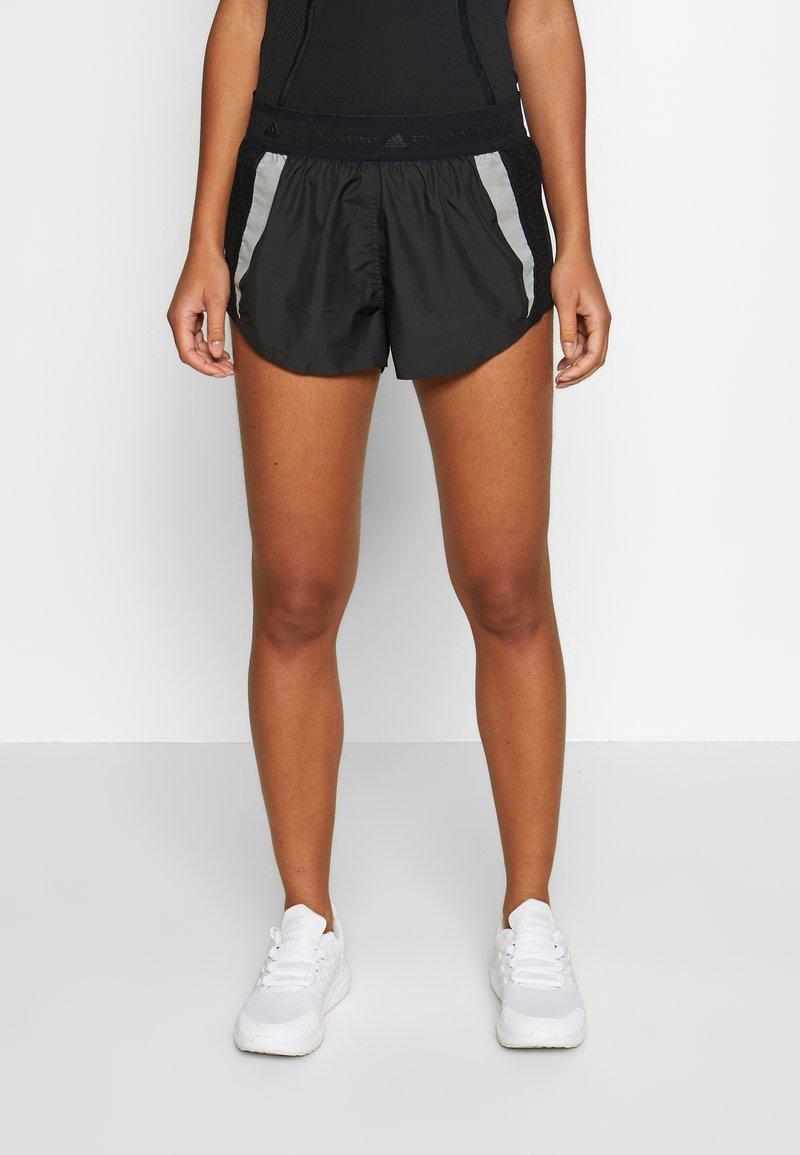adidas by Stella McCartney - SHORT - Sportovní kraťasy - black