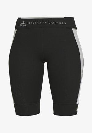 RUN  - Collants - black/grey/white