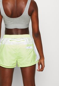 adidas by Stella McCartney - SHORT - Sports shorts - white/sefrye - 3