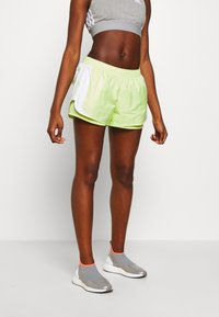 adidas by Stella McCartney - SHORT - Sports shorts - white/sefrye - 0
