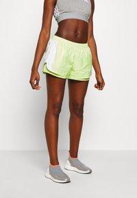 adidas by Stella McCartney - SHORT - kurze Sporthose - white/sefrye - 0