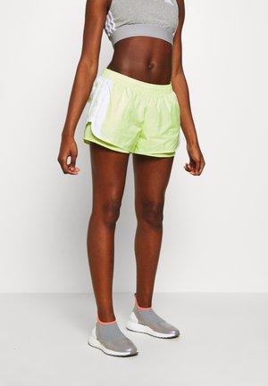 SHORT - Sports shorts - white/sefrye