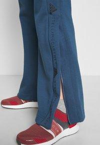 adidas by Stella McCartney - TRACKPANT - Träningsbyxor - blue - 3