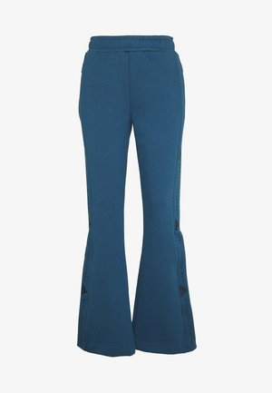 TRACKPANT - Tracksuit bottoms - blue