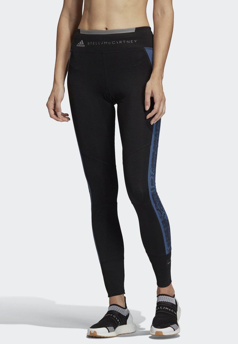 adidas by Stella McCartney - HEAT.RDY LONG - Tights - black