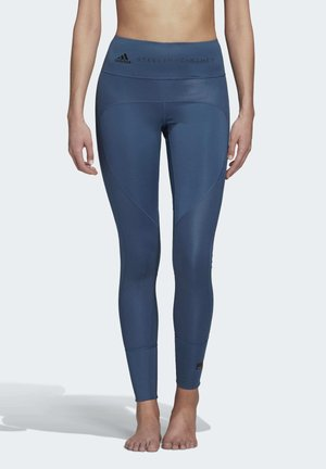 TRAINING BELIEVE THIS LEGGINGS - Collants - blue