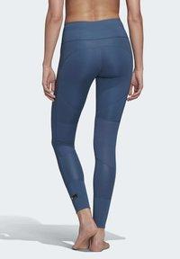 adidas by Stella McCartney - TRAINING BELIEVE THIS LEGGINGS - Tights - blue - 2