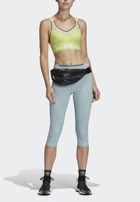 adidas by Stella McCartney - HEAT.RDY 3/4 LEGGINGS - Leggings - sterling blue - 1