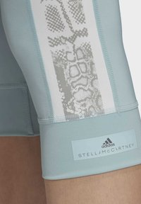 adidas by Stella McCartney - HEAT.RDY 3/4 LEGGINGS - Leggings - sterling blue - 5