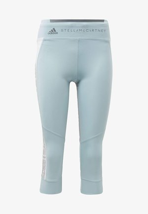 HEAT.RDY 3/4 LEGGINGS - Tights - sterling blue