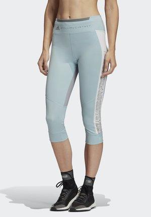 HEAT.RDY 3/4 LEGGINGS - Leggings - sterling blue