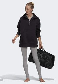 adidas by Stella McCartney - TRAINING COMFORT LEGGINGS - Leggings - grey - 1