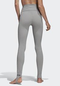 adidas by Stella McCartney - TRAINING COMFORT LEGGINGS - Leggings - grey - 2