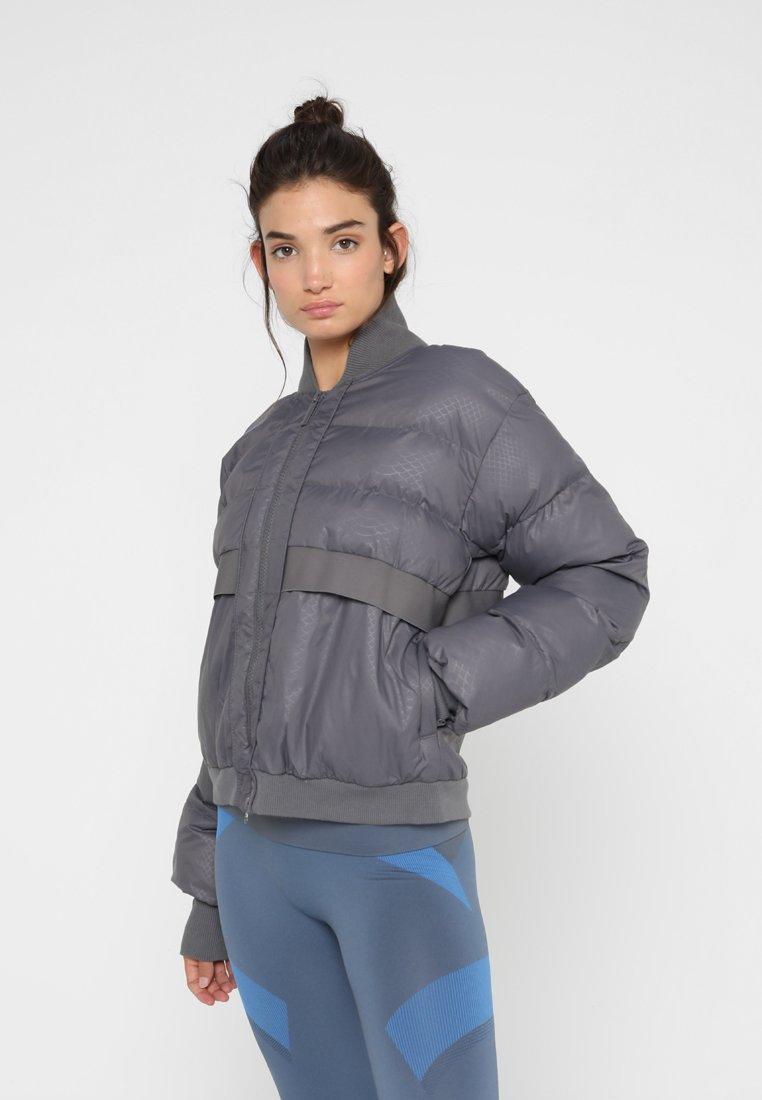 adidas by Stella McCartney - PAD  - Winter jacket - granit