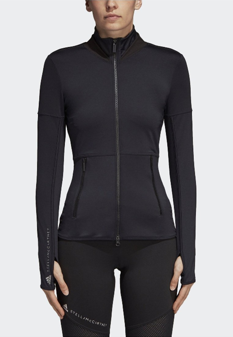 adidas by Stella McCartney - PERFORMANCE ESSENTIALS MIDLAYER JACKET - Training jacket - black