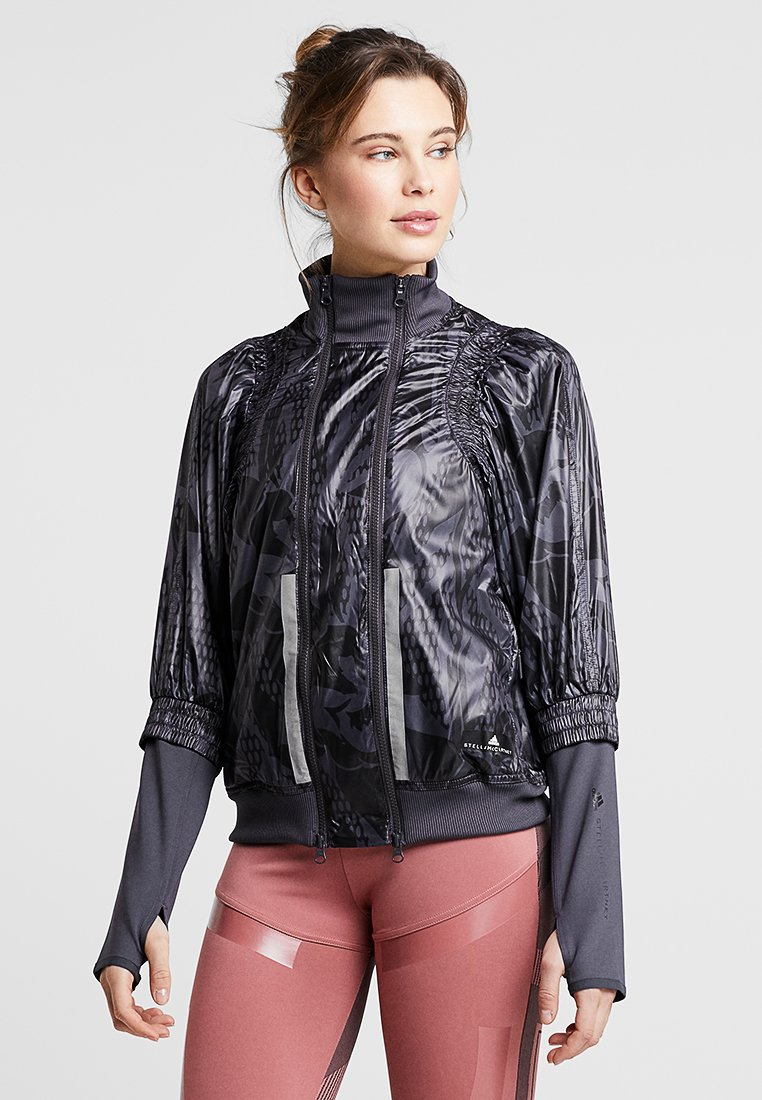 adidas by Stella McCartney - JACKET - Løbejakker - steel/black