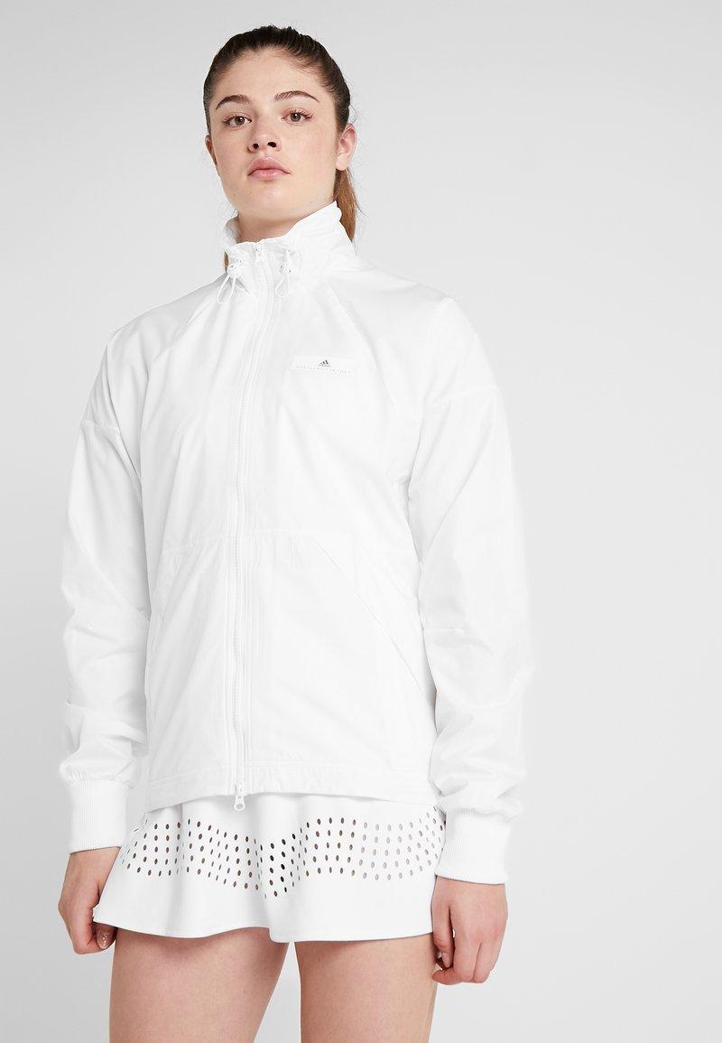 adidas by Stella McCartney - JACKET - Trainingsjacke - white
