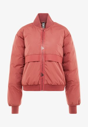 ATHLETIC SPORT PADDED BOMBERJACKET - Talvitakki - clared