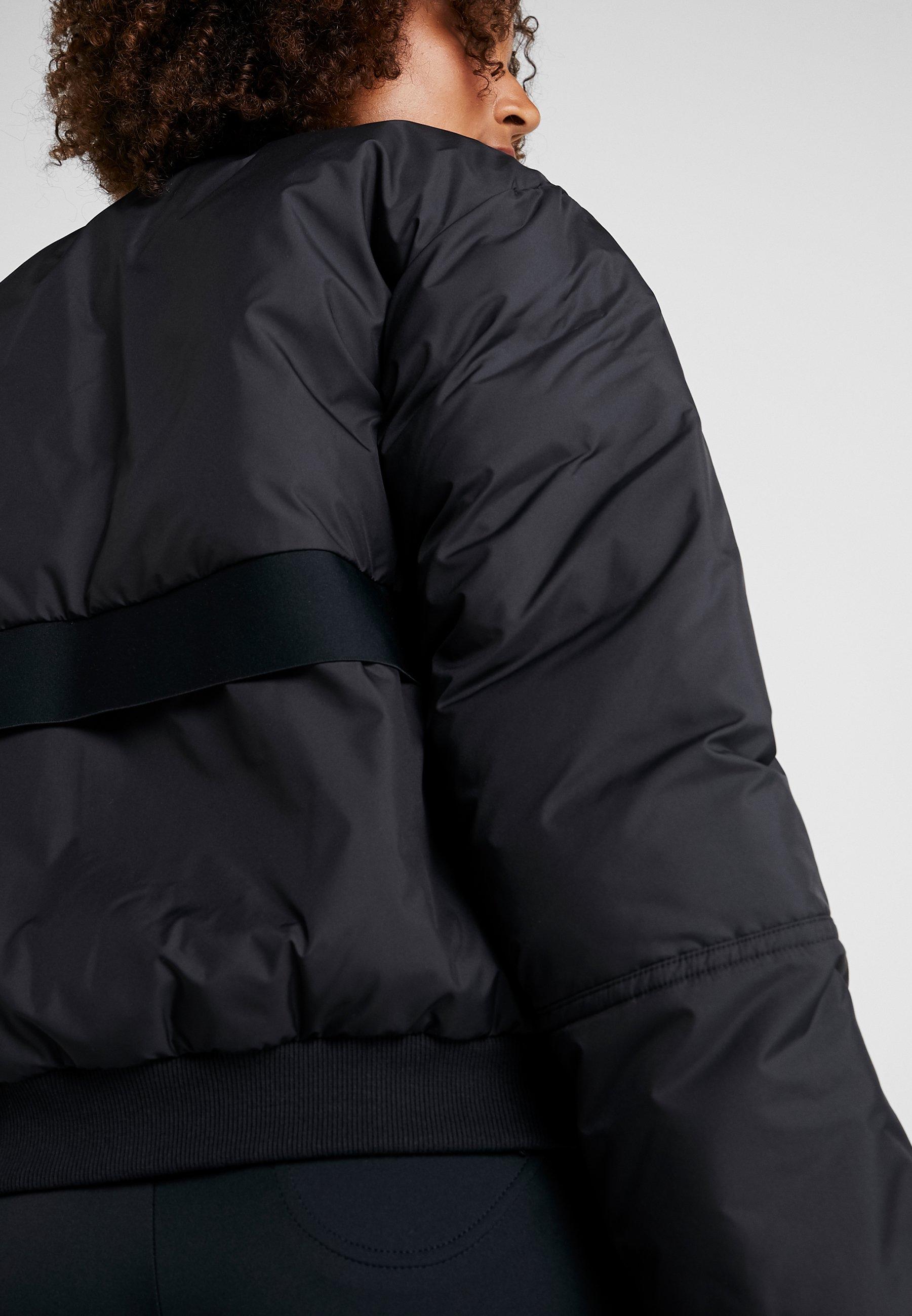 Adidas Stella BomberjacketGiacca Padded Invernale Sport Black Athletic By Mccartney jL3R54A