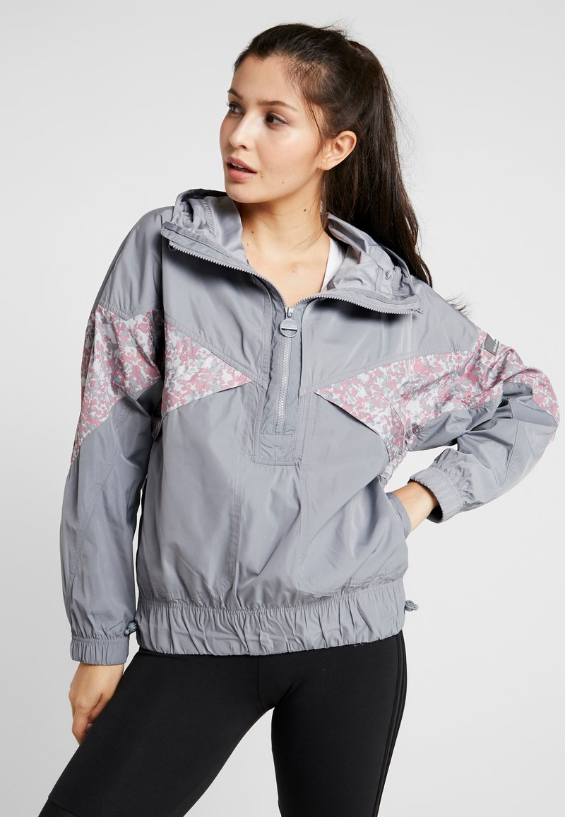 adidas by Stella McCartney - ATHLETICS PULL ON SPORT LIGHT JACKET - Sportovní bunda - grey