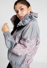 adidas by Stella McCartney - ATHLETICS PULL ON SPORT LIGHT JACKET - Training jacket - grey - 3