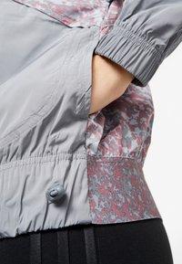 adidas by Stella McCartney - ATHLETICS PULL ON SPORT LIGHT JACKET - Training jacket - grey - 5
