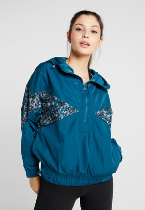 ATHLETICS PULL ON SPORT LIGHT JACKET - Treningsjakke - dark blue